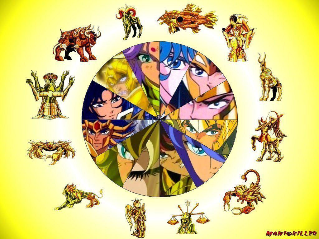 les chevaliers d or du zodiaque
